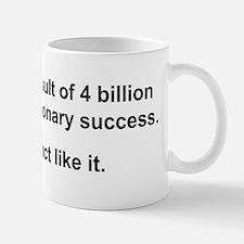 Act Like It Small Small Mug