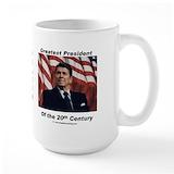 Ronald reagan Coffee Mugs