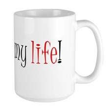 Lotto is my life! Mug