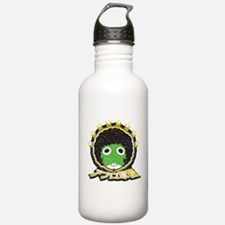 Afro Gunso Sgt Frog Water Bottle