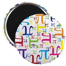 Pieces of Pi Magnet
