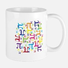 Pieces of Pi Mug