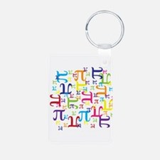 Pieces of Pi Keychains