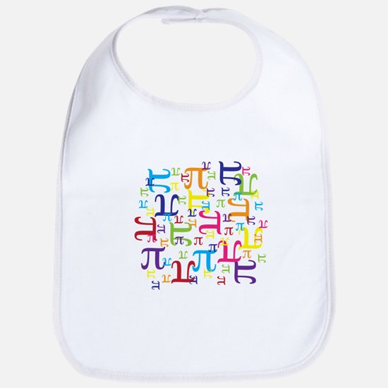Pieces of Pi Bib