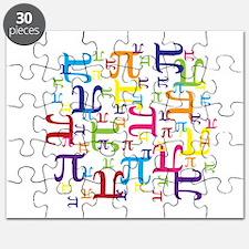 Pieces of Pi Puzzle