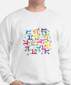 Pieces of Pi Sweatshirt