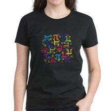 Pieces of Pi Tee