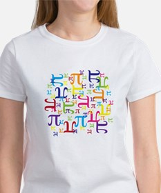 Pieces of Pi Women's T-Shirt