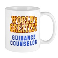 World's Greatest Guidance Counselor Mug