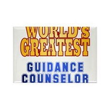 World's Greatest Guidance Counselor Rectangle Magn