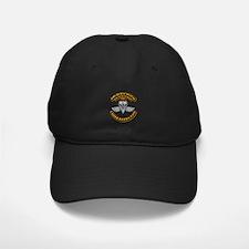 Navy - Rate - PR Baseball Hat