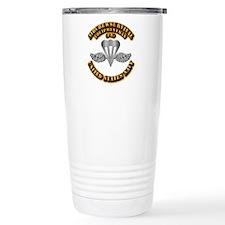 Navy - Rate - PR Travel Mug