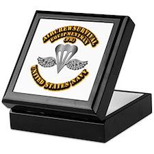 Navy - Rate - PR Keepsake Box