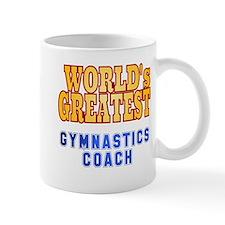 World's Greatest Gymnastics Coach Mug