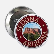 "Sedona - Castle Rock 2.25"" Button"
