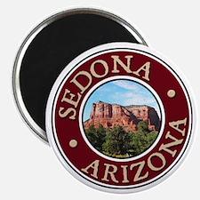 Sedona - Castle Rock Magnet