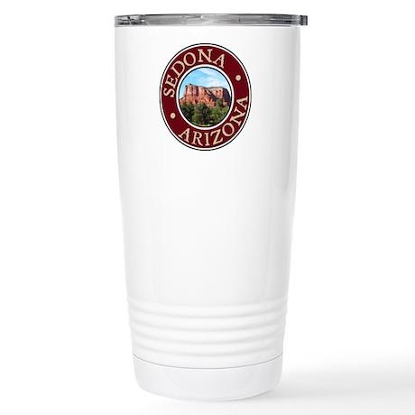 Sedona - Castle Rock Stainless Steel Travel Mug