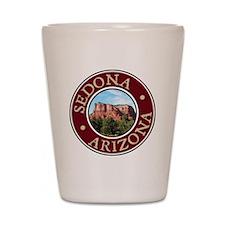 Sedona - Castle Rock Shot Glass