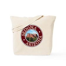 Sedona - Castle Rock Tote Bag