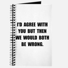 Both Be Wrong Journal
