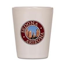 Sedona - Cathedral Rock Shot Glass