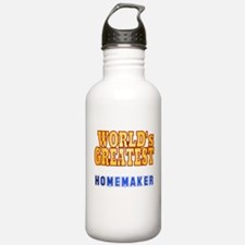 World's Greatest Homemaker Water Bottle