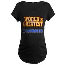 World's Greatest Homemaker T-Shirt