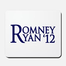 Romney Ryan Mousepad