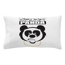 Crunk Panda™ Pillow Case