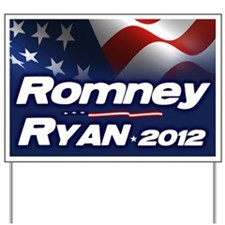 Romney Ryan 12 Yard Sign