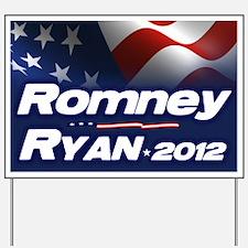 Romney Ryan 12 Yard Sign