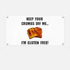 Crumbs Off Me Gluten Free Banner