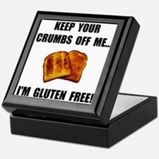 Crumbs Off Me Gluten Free Keepsake Box
