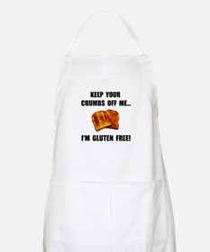 Crumbs Off Me Gluten Free Apron