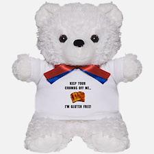 Crumbs Off Me Gluten Free Teddy Bear
