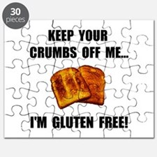 Crumbs Off Me Gluten Free Puzzle