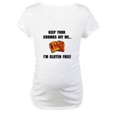 Crumbs Off Me Gluten Free Shirt