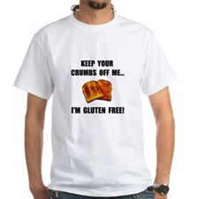 Crumbs Off Me Gluten Free Shirt