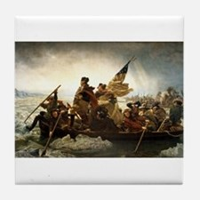 Emanuel Leutze Washington Crossing the Delaware Ti