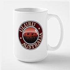 Uluru Large Mug