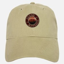 Uluru - Distressed Baseball Baseball Cap