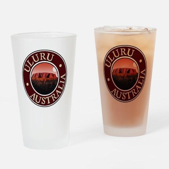Uluru Drinking Glass