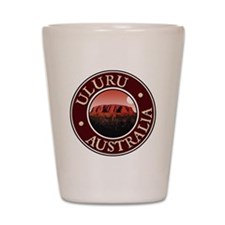 Uluru Shot Glass