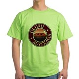 Ayers rock Green T-Shirt