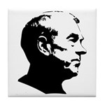 Ron Paul Profile Tile Coaster