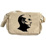 Ron Paul Profile Messenger Bag