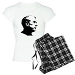 Ron Paul Profile Women's Light Pajamas