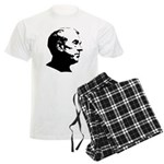 Ron Paul Profile Men's Light Pajamas