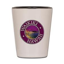 Waikiki Shot Glass