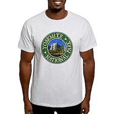 Yosemite Dsgn 1 - Distressed T-Shirt